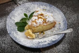 Sitruunainen kakkupannari