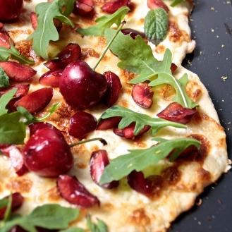 Kirsikkapizza