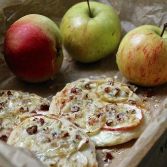 Nopeat omenapizzat